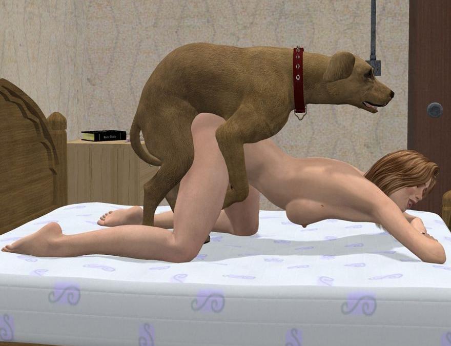 cul sexe relations sexuelles avec chien